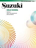 Suzuki Cello School 1, Piano Accompaniment (Suzuki Method Core Materials)