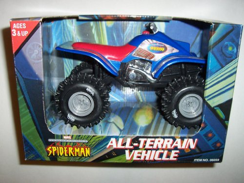 Marvel Ultimate Spider-Man All Terrain Vehicle