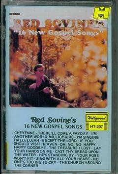 Red Sovine - 16 New Gospel Songs - Amazon com Music