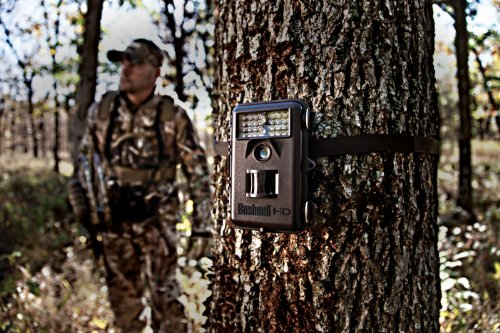 Bushnell 8MP Trophy Cam HD Trail Camera with Night Vision