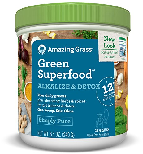 Amazing Grass Superfood Alkalize servings product image