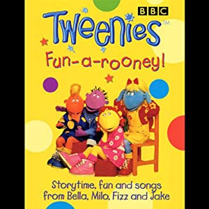 Tweenies Audiobook