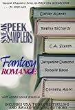 Sneak Peek Samplers: Fantasy Romance