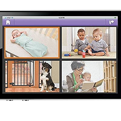 Summer Infant Baby Link WiFi Internet Viewing Baby Monitor - 28660