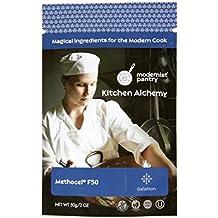 Hydroxypropyl Methylcellulose - Methocel F50 (Molecular Gastronomy) ⊘ Non-GMO ☮ Vegan ✡ OU Kosher Certified - 50g/2oz