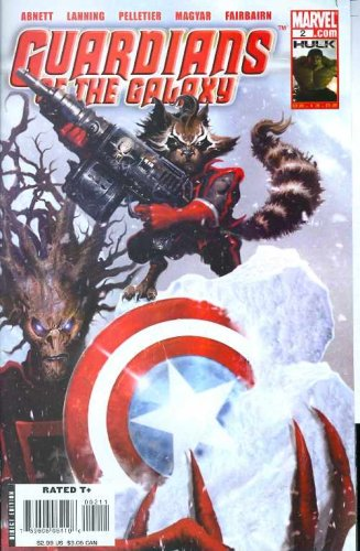 Guardians of the Galaxy #2 Comic
