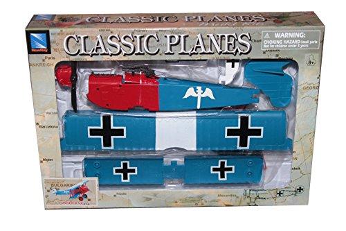 New Ray WWI Classic plain model Fokker D.VII, easy kit