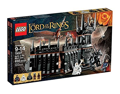 LEGO Lord of the Rings Battle at the Black Gate w/ Minifigures | 79007