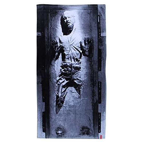 Star Wars Cotton Carbonite Beach