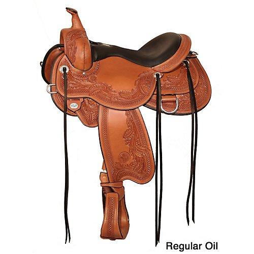 Circle Y Goodnight Monarch Trail Saddle W 16 Wal