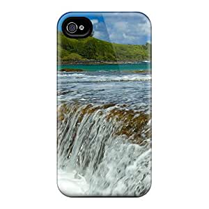 Oqu551dMld Speck-cases Awesome Case Cover Compatible With Iphone 4/4s - Step In Thr Sea