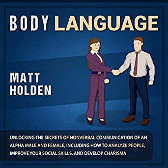 Alpha body language in dating