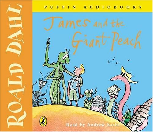 James and the Giant Peach by