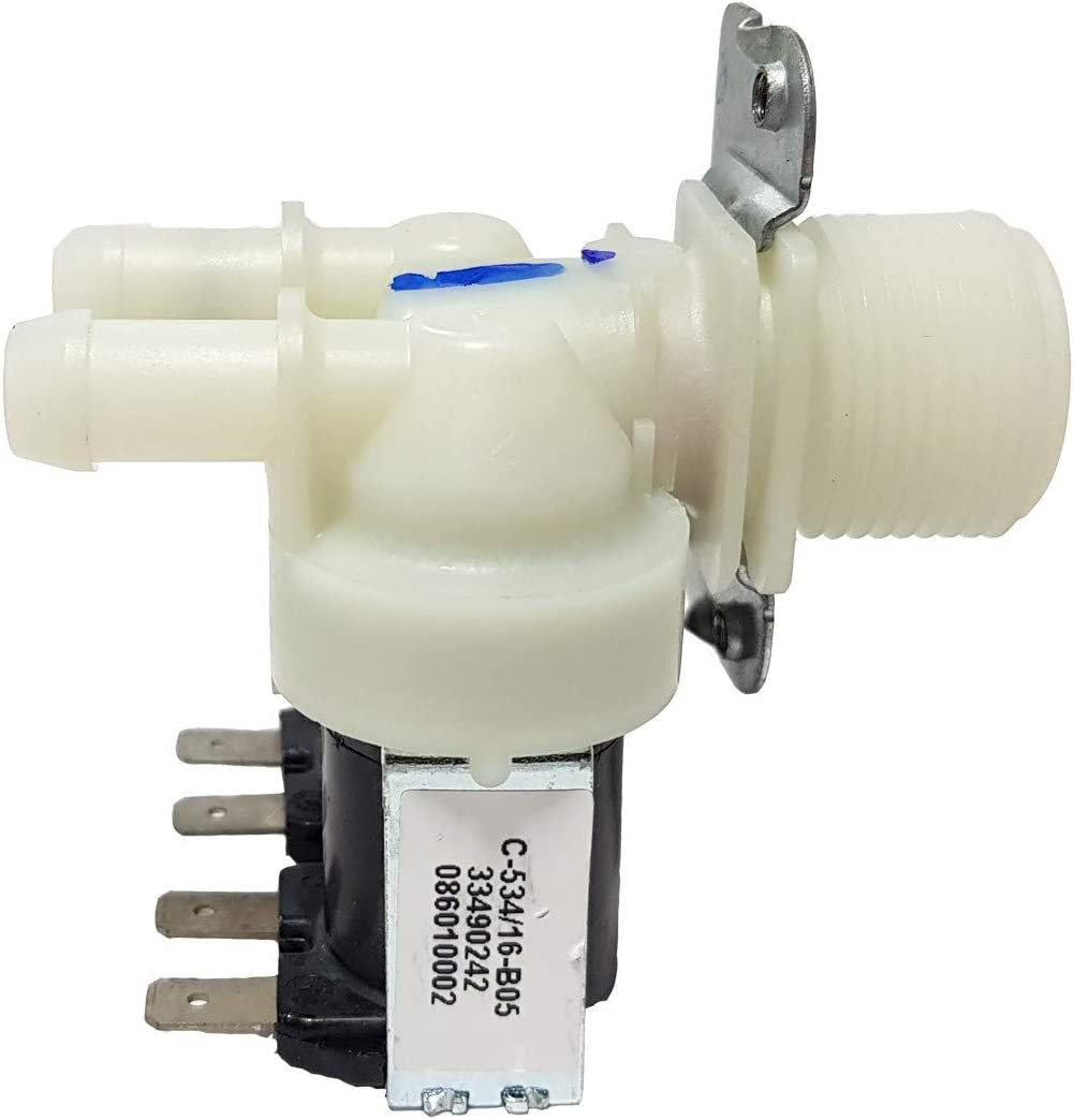 Recamania Electrovalvula Lavadora Standard 2 VIAS AV-S/180: Amazon.es
