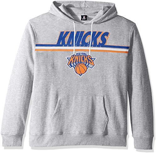 61c9f6c64920 NBA New York Knicks Men s Fleece Hoodie Pullover Sweatshirt Out of Bounds