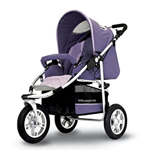 zooper boogie stroller purple discontinued by manufacturer jogging strollers baby. Black Bedroom Furniture Sets. Home Design Ideas