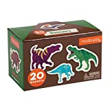 Mudpuppy Dinosaurs Magnets (Box of 20)
