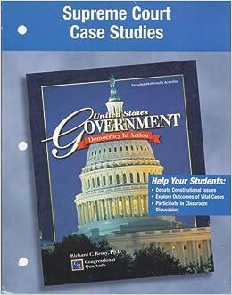 supreme court case studies glencoe Supreme court case studies glencoe mcgraw hill answerspdf supreme court case studies glencoe mcgraw hill answers supreme.