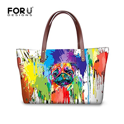 Bages V6lcc3332al Fruit FancyPrint Print Casual Tote Handbags Women 0xStx