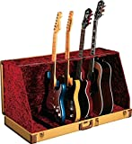 Fender Stage Seven Guitar Stand Case, Tweed