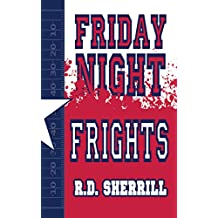 Friday Night Frights (Jack and Ashley Detective series Book 1)