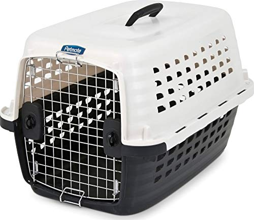 Doskocil Pet Carrier - Petmate Compass Fashion Kennel Cat and Dog Kennel