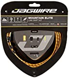 Jagwire Mountain Elite Link Bicycle Shift Cable Housing Kit (Gold)