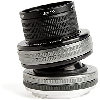Lensbaby Composer Pro II with Edge 50 Optic for Sony Alpha E/NEX