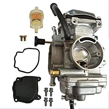 amazon com zoom zoom parts carburetor yamaha wolverine 350 yfm 350zoom zoom parts performance carburetor yamaha wolverine 350 yfm 350 yfm350 atv 1996 2005 carb