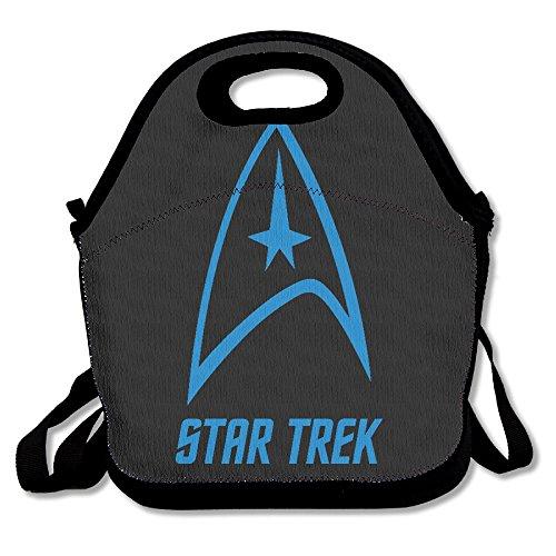 Star Trek Lunch - NNHAHA Star Trek Lunch Bag Tote Handbag Lunch Boxes