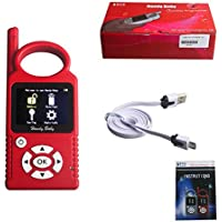ICARSCANNER Handy Baby Hand-held Car Key Copy Auto Key Programmer for 4D/46/48 Chips