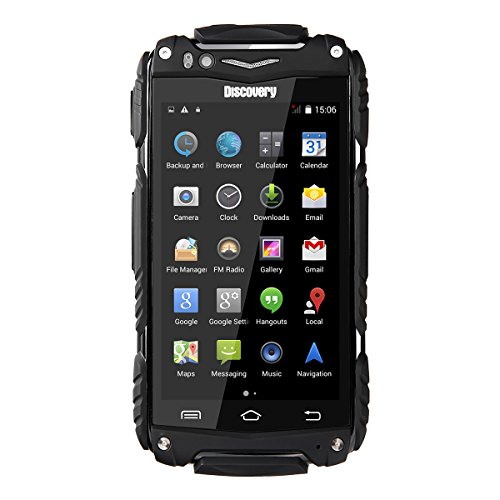 Futuretech Discovery V8 Dustproof Shakeproof Smartphone