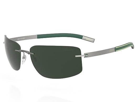 7f92f74b83 Silhouette Sunglasses 8653 S 6202  Amazon.co.uk  Clothing