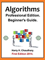 Algorithms: Professional Edition. Beginner's Guide Front Cover
