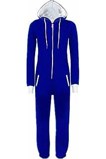 2391e721dd8 Amazon.com  Sleepyheads Women s Sleepwear Fleece Non Footed Color ...