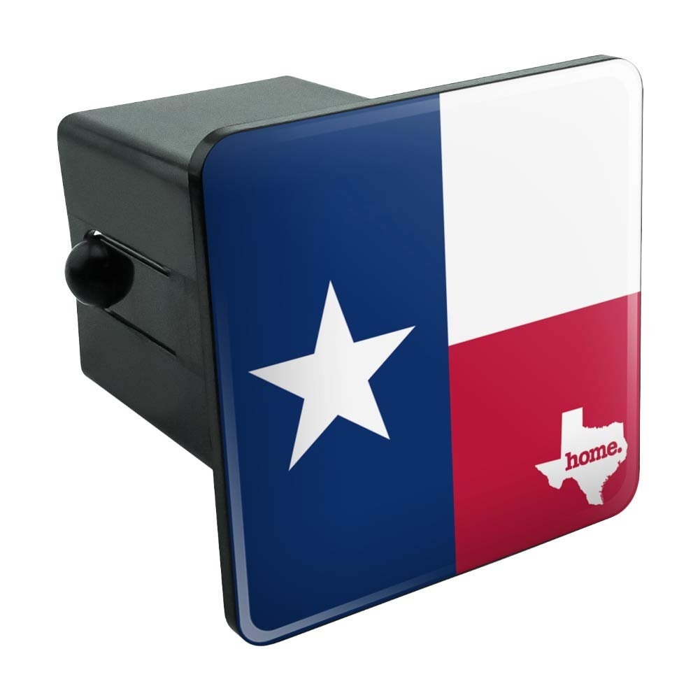 Graphics and More Texas TX Home State Flag Officially Licensed Tow Trailer Hitch Cover Plug Insert 2