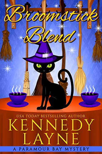 Broomstick Blend (A Paramour Bay Cozy Paranormal Mystery Book 8)