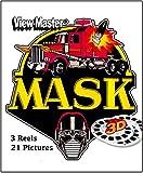 ViewMaster presents MASK, (Mobile Armored Strike Kommand) 3 Reel Set.