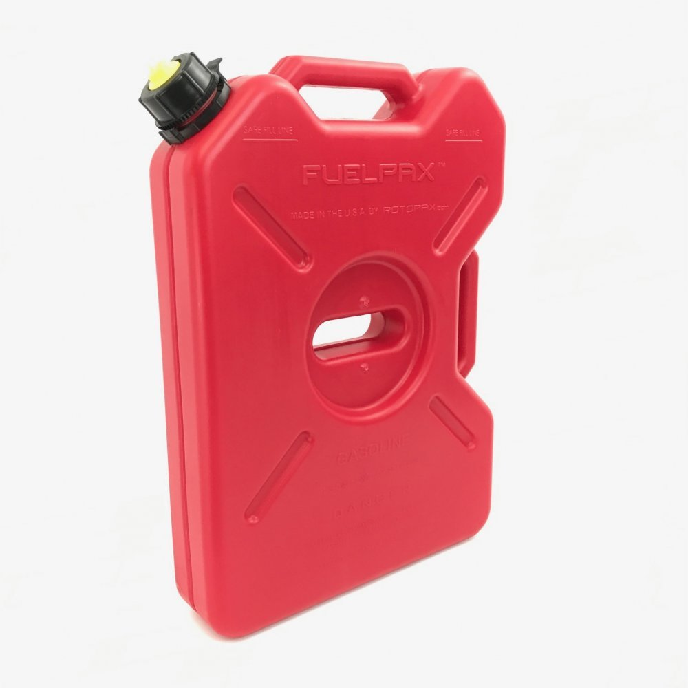 FuelPaX by RotoPax 2.5 Gallon Fuel Container by FuelPaX