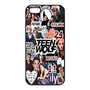 Steve-Brady Phone case TV Show Teen Wolf For Apple Iphone 5 5S Cases Pattern-5 by Maris's Diary