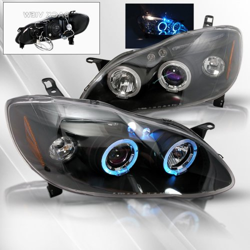 05 corolla headlights