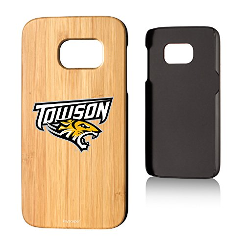Towson University Bamboo Galaxy S7 Case - Fit Towson