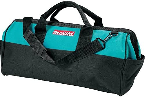 [スポンサー プロダクト]マキタ Makita ツールバッグ 工具差し入れ 道具袋 工具バッグ 大口収納 ワイドオープン 幅53cm