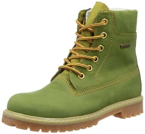Däumling Timmy St - Andi - Aspen Unisex-Kinder Kurzschaft Stiefel Grün (Denver greenmoss)