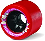 Sure-Grip Fugitive wheels -red