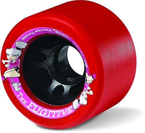 Sure-Grip Fugitive wheels -red
