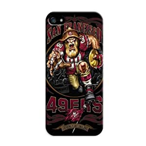 Iphone 5C Nfl Football San Francisco 49Ers Case Cover+Best Faster Usa Delivery