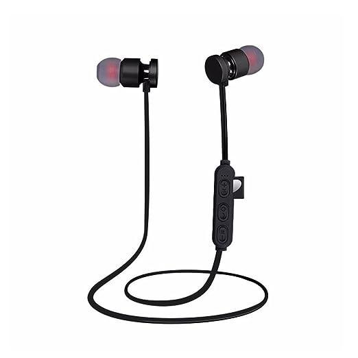Teepao Auriculares Bluetooth con Ranura para Tarjeta SD TF ...