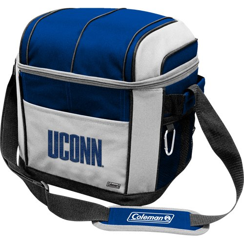Connecticut Huskies NCAA 24 Can Soft Sided Cooler (Huskies Pillow Connecticut)