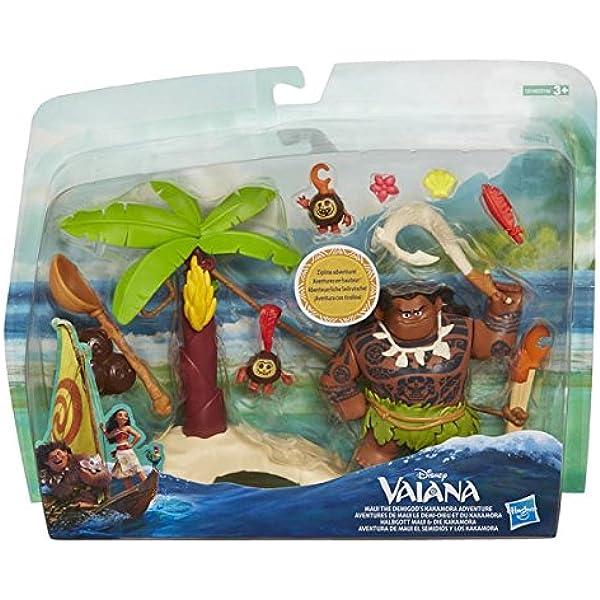 Vaiana MaĹe figurki AST [FIGURKA]: Amazon.es: Juguetes y juegos